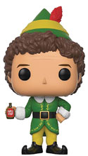 Image: Pop! Elf Vinyl Figure: Buddy  - Funko