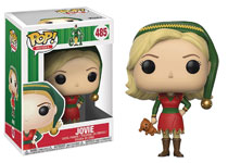 Image: Pop! Elf Vinyl Figure: Jovie Elf Outfit  - Funko