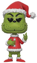 Image: Pop! Grinch That Stole X-Mas Vinyl Figure: Grinch  - Funko