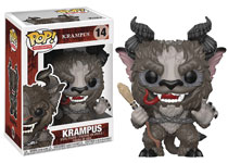 Image: Pop! Holidays Krampus Vinyl Figure  - Funko