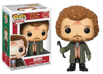Image: Pop! Home Alone Vinyl Figure: Marv  - Funko