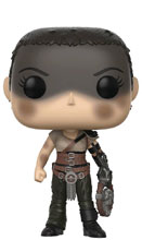 Image: Pop! Mad Max Fury Road Vinyl Figure: Furiosa  - Funko