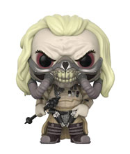 Image: Pop! Mad Max Fury Road Vinyl Figure: Immortan Joe  - Funko