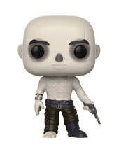 Image: Pop! Mad Max Fury Road Vinyl Figure: Nux Shirtless  - Funko