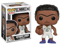 Image: Pop! NBA Vinyl Figure: Anthony Davis  - Funko