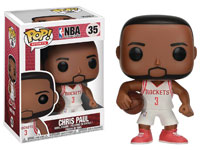 Image: Pop! NBA Vinyl Figure: Chris Paul  - Funko