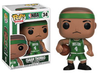 Image: Pop! NBA Vinyl Figure: Isaiah Thomas  - Funko