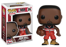 Image: Pop! NBA Vinyl Figure: John Wall  - Funko