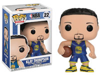 Image: Pop! NBA Vinyl Figure: Klay Thompson  - Funko