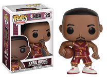 Image: Pop! NBA Vinyl Figure: Kyrie Irving  - Funko