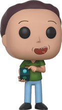 Image: Pop! Rick & Morty Vinyl Figure: Jerry  - Funko