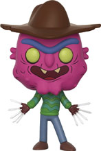 Image: Pop! Rick & Morty Vinyl Figure: Scary Terry  - Funko