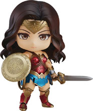Image: Wonder Woman Movie Nendoroid Figure  (Hero Edition) - Good Smile Company