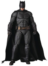 Image: Justice League MAF Ex Action Figure: Batman  - Medicom Toy Corporation