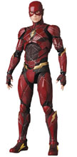 Image: Justice League MAF Ex Action Figure: The Flash  - Medicom Toy Corporation