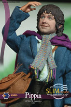 Image: Lord of the Rings Slim Series Action Figure: Pippin  (1/6 scale) - Asmus Toys, Inc.