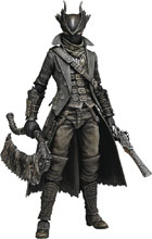 Image: Bloodborne Hunter Figma Action Figure  - Max Factory