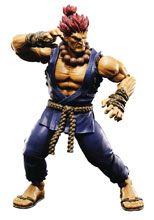 Image: Street Fighter S.H.Figuarts Action Figure: V Akuma  - Tamashii Nations