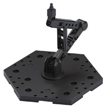 Image: Action Base 1/144 Model Base-5 Black Box of 10  - Bandai Hobby