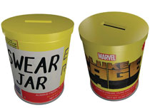 Image: Marvel Coin Bank: Luke Cage Swear Jar  - Surreal Entertainment