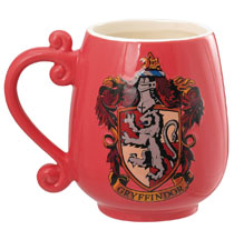 Image: Harry Potter Mug: Gryffindor  - Monogram Products