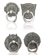 Image: Transformers Phone Ring Grip & Stand: Decepticon  - Swordfish Tech LLC