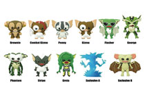 Image: Gremlins Series 2 Laser Cut Figure Keyring 24-Piece Blind Mystery Box Display  - Monogram Products