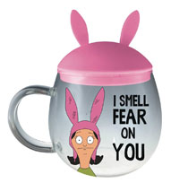 Image: Bob's Burgers Mug: Molded Louise Ear  - Surreal Entertainment