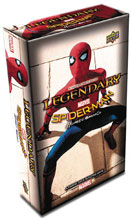 Image: Marvel Legendary DBG: Spider-Man Homecoming Expansion  - Upper Deck