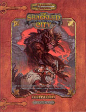 Image: Dungeon Classics: Shackled City Campaign HC  -