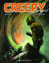 Image: Creepy Archives Vol. 06 HC  - Dark Horse