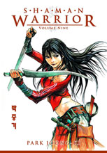 Image: Shaman Warrior Vol. 09 SC  - Dark Horse