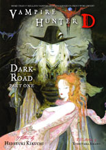 Image: Vampire Hunter D Novel Vol. 14: Dark Road Part 1 & 2 SC  - Dark Horse