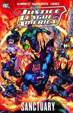 Image: Justice League of America: Sanctuary SC  - DC Comics