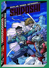 Image: Ninja High School Shidoshi Pocket Manga Vol. 07 SC  - Antarctic Press