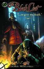 Image: Black Coat: Or Give Me Death #4