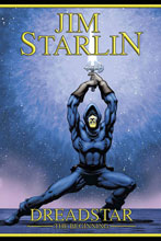 Image: Dreadstar: The Beginning HC  - D. E./Dynamite Entertainment