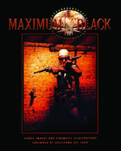 Image: Maximum Black Vol. 01: Art Tim Bradstreet SC  - Desperado Publishing