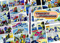 Image: Classic Transformers Vol. 05 SC  - IDW Publishing