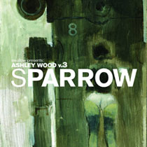 Image: Sparrow Vol. 14: Ashley Wood Vol. 3 HC  - IDW Publishing