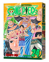 Image: One Piece Vol. 24 SC  - Viz Media LLC