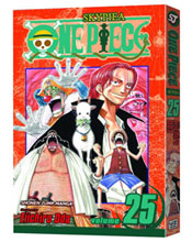Image: One Piece Vol. 25 SC  - Viz Media LLC