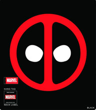 Image: Deadpool Icon Black T-Shirt  (XXL) -