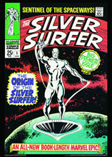 Image: Silver Surfer #1 Wall Poster  -
