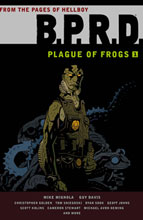 Image: B.P.R.D.: Plague of Frogs Vol. 01 HC  - Dark Horse