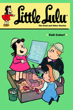 Image: Little Lulu Vol. 26: The Feud & Other Stories SC  - Dark Horse