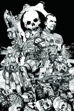 Image: Gears of War Book 02 HC  - DC Comics - Wildstorm