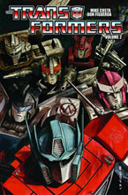 Image: Transformers Vol. 02: International Incident SC  - IDW Publishing