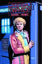 Image: Doctor Who Classics Vol. 06 SC  - IDW Publishing