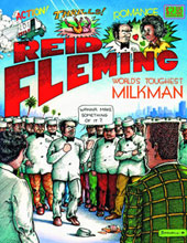 Image: Reid Fleming: World's Toughest Milkman Vol. 01 HC  - IDW Publishing